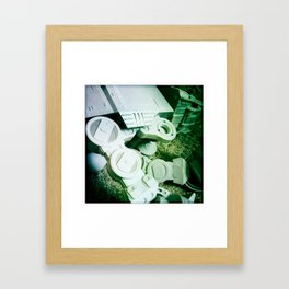 """""""I think our AT-AT needs some work sir"""" Framed Art Print"""