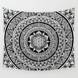 Barriers Wall Tapestry
