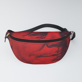 Benjamin Dark (red) Fanny Pack