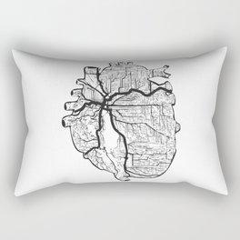 iheartPDX Rectangular Pillow