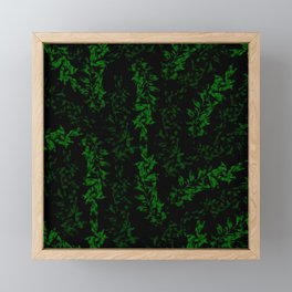 pattern 114 Framed Mini Art Print
