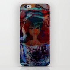 SHERRI BABY iPhone & iPod Skin