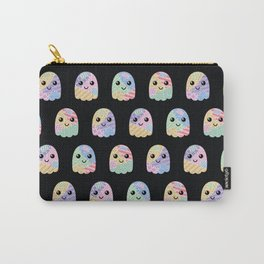 Patchwork ghost Carry-All Pouch