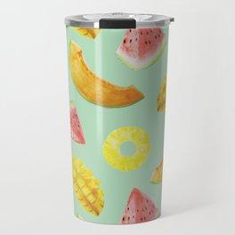 Nature's Candy Pattern Travel Mug