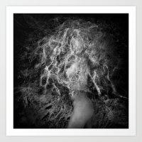 NoBody : Desire Around Art Print
