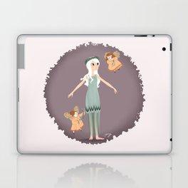 Fairy Maids Laptop & iPad Skin