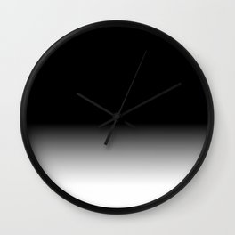 GRADIENT △ Wall Clock