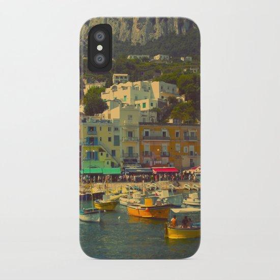 Capri, Italy iPhone Case