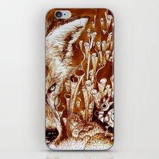 Dinner? iPhone & iPod Skin