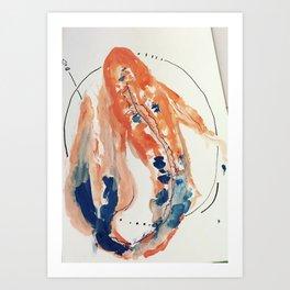 KOI::. Art Print