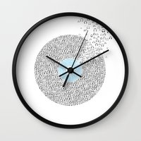 deadmau5 Wall Clocks featuring This record listen million people by Sitchko Igor