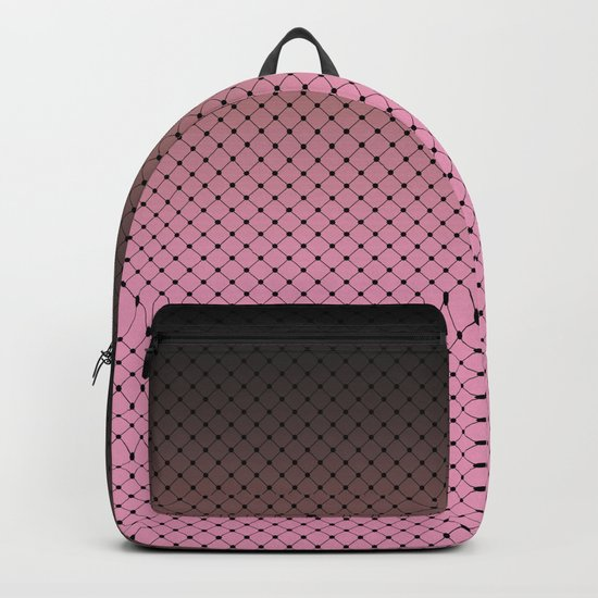 Beautiful Ombre lace Backpack