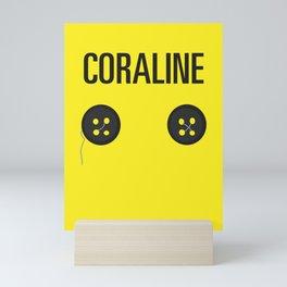 Coraline Mini Art Print
