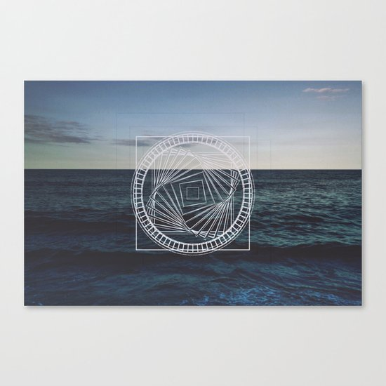 Forma 06 Canvas Print