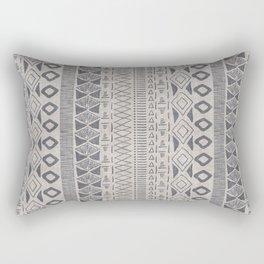 Adobe in Taupe Rectangular Pillow