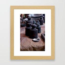 drachma Framed Art Print