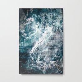 Stormy Waters Metal Print
