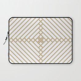 Simple Lines Laptop Sleeve