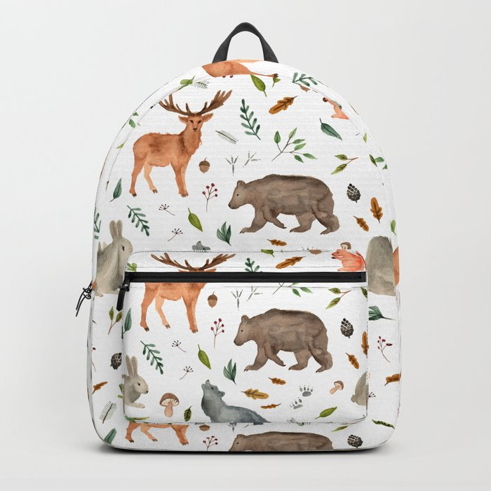 Forest team Backpack