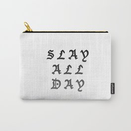 Slay All Day Carry-All Pouch