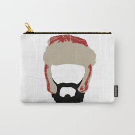 Beards Don't Get Cold Carry-All Pouch