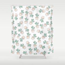 Cactus #1 Shower Curtain