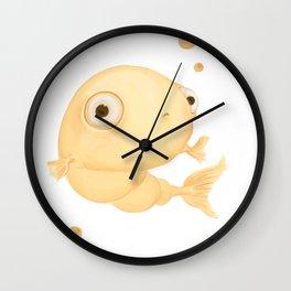 fish_b Wall Clock