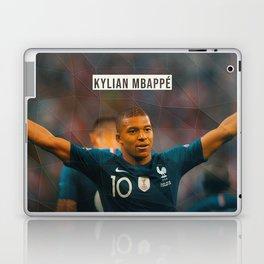 Kylian Mbappe Laptop & iPad Skin