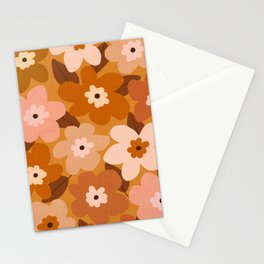 Blossom - bohemian Stationery Cards