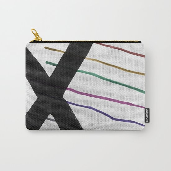 The Taciturn. Carry-All Pouch
