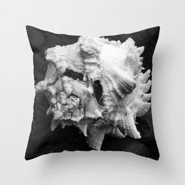 Shell No.1 Throw Pillow