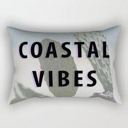 Coastal Vibes Rectangular Pillow