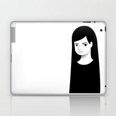 normal girl  Laptop & iPad Skin