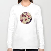 blossom Long Sleeve T-shirts featuring Blossom... by Chubbybuddhist