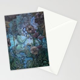 Gaian Forest Stationery Cards