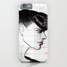 Fashion Hair with Ledger Flair Slim Case iPhone 6s