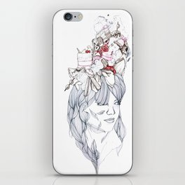 It's All on you Now iPhone Skin