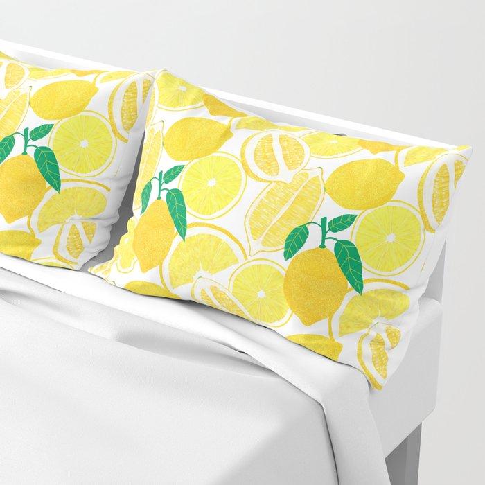 Lemon Harvest Kissenbezug