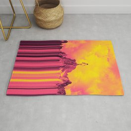Adventures in the Clouds Rug