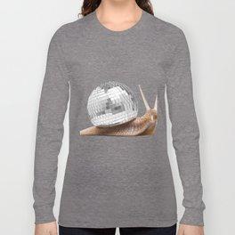 DISCO SNAIL Long Sleeve T-shirt