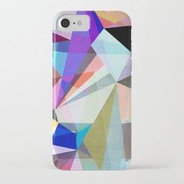 Colorflash 3 A iPhone Case