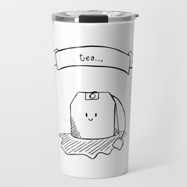 tea... Travel Mug