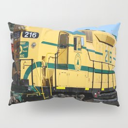 Engine 216 - The Yellow Bird Pillow Sham