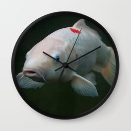 Carp FIsh Wall Clock