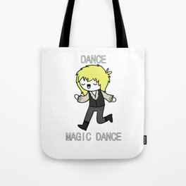 Magic Dance Tote Bag