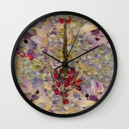 Joyful! Wall Clock