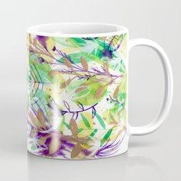 Leaves texture 02 Coffee Mug
