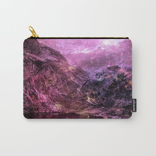 Galaxy Mountains. Carry-All Pouch