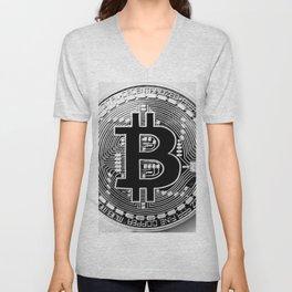 Bitcoin Bull Market Unisex V-Neck