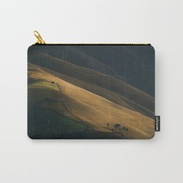Contrasts on the hills Carry-All Pouch